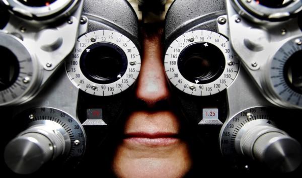 Augenärztliches Gutachten (KOM/LKW)