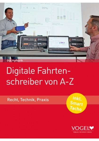 Digitale Fahrtenschreiber von A-Z