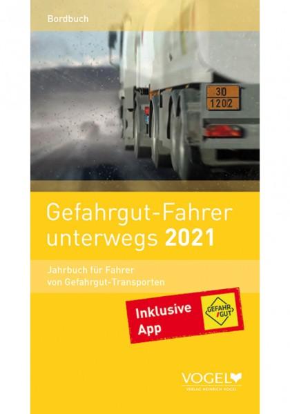 Gefahrgut-Fahrer unterwegs 2021