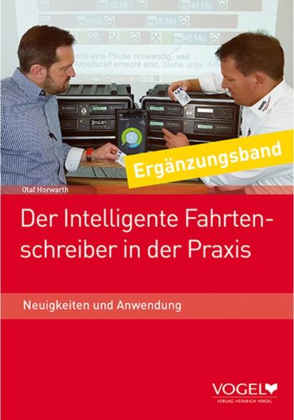 """Ergänzungsband zu """"Digitale Fahrtenschreiber in der Praxis"""""""