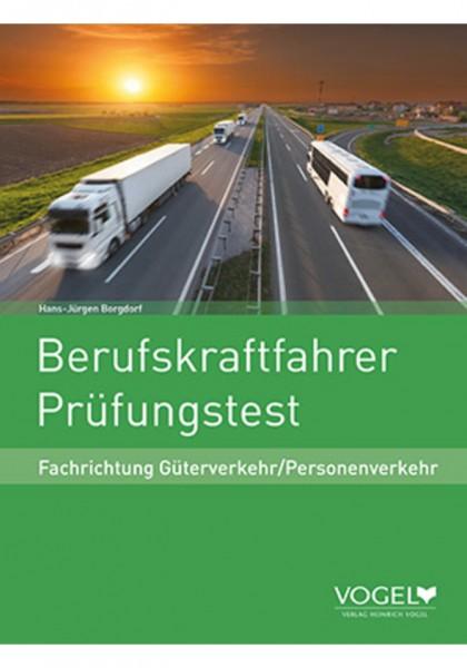 Berufskraftfahrer Prüfungstest