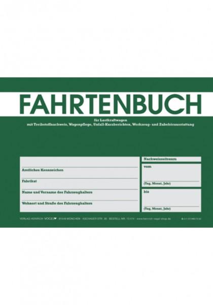 Fahrtenbuch Lkw